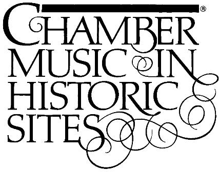 Chamber Music Drawing da Camera Society Logo at San