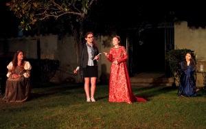 Juliet explains to Jacqueline de Boys