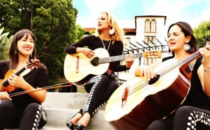 Viva el Mariachi Femenil Concert-Trio Ellas at San Gabriel Mission Playhouse