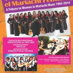 Viva el Mariachi Feminil at the San Gabriel Mission Playhouse