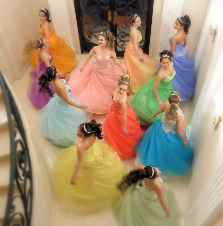 Pasadena Civic Ballet presents The Twelve Dancing Princesses