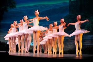 Elite Ballet Theatre at the San Gabriel Mission Playhouse