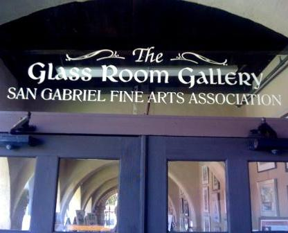 SGFAA Glass Room Gallery