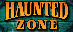 Haunted Zone adjacent to San Gabriel Mission Playhouse at Grapevine Arbor