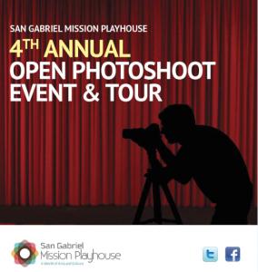 San Gabriel Mission Playhouse Photo Contest