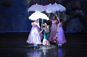 Pasadena Civic Ballet Little Mermaid at the San Gabriel Mission Playhouse
