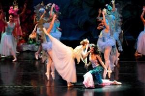 Pasadena Civic Ballet Little Mermaid at the San Gabriel Mission Playhouse