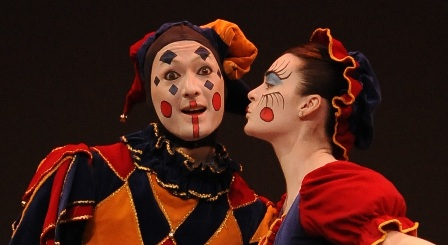 Pasadena Dance Theatre at the San Gabriel Mission Playhouse