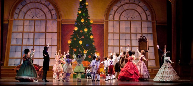 Pasadena Dance Theatre's Nutcracker at the San Gabriel Mission Playhouse