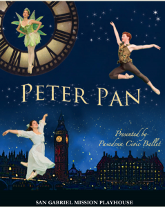 Peter Pan at the Mission Playhouse 2