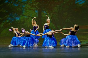 Pointe Ballet at the San Gabriel Mission Playhouse