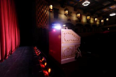 san Gabriel Mission Playhouse Wurlitzer Organ