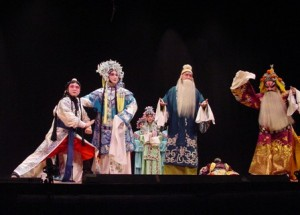 San Gabriel Chinese Opera at the San Gabriel Mission Playhouse
