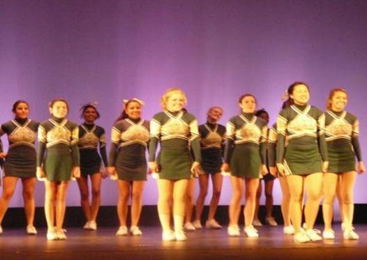 Temple City High School Dancers