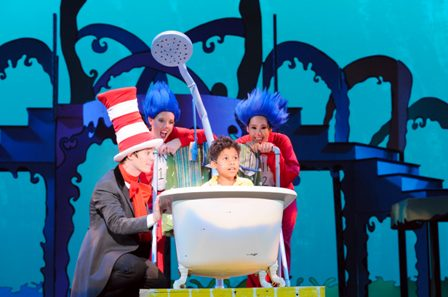 Theatre Experience of So.Cal Seussical the Musical at the San Gabriel Mission Playhouse
