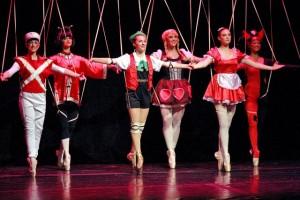 Vonder Haar Center's Pinocchio at Mission Playhouse