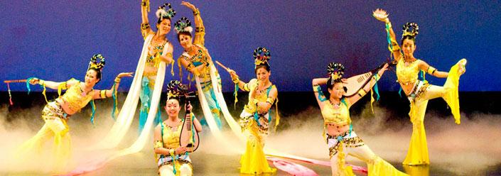 AATF Presents A Celebration of Asian Dance