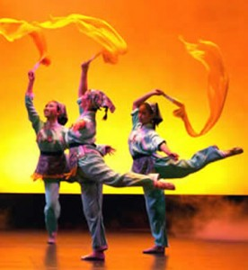 Chinese American Dancing Group Presents 25th Chinese Dance Festival