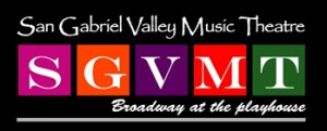 San Gabriel Valley Music Theatre (SGVMT) Logo